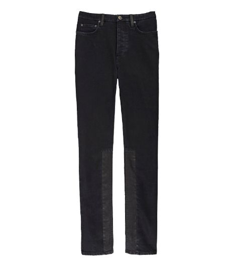 Acne Studios  Acne Studios Town Jay Resin-Coated Jeans