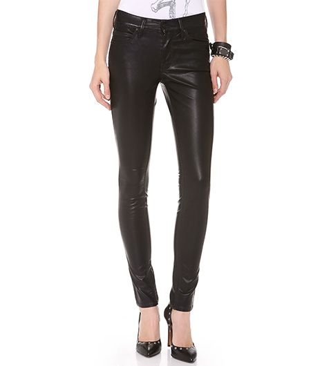 Mother x Freja Mother x Freja The Muse Vegan Leather Pants