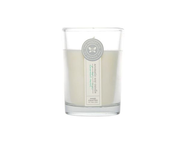 The Honest Company  Lavender Mint Aromatic Soy Candle