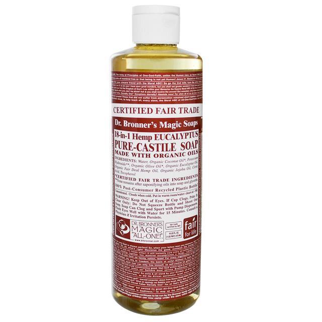 Dr. Bronner Eucalyptus Liquid Soap