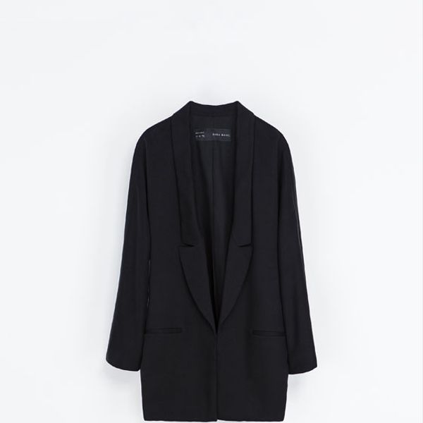 Zara  Loose Fit Blazer
