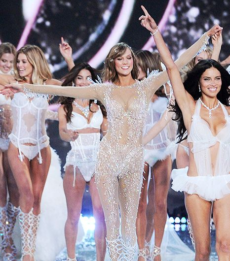 The Victoria's Secret Fashion Show By The Numbers