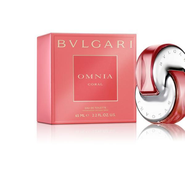 Bulgari Omnia Coral - Eau de Toilette Spray