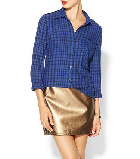 Splendid Gramercy Gingham Shirt