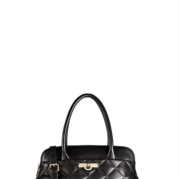 DKNY Gansevoort Quilted Nappa Satchel