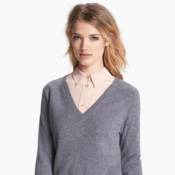 Equipment Asher Sweater