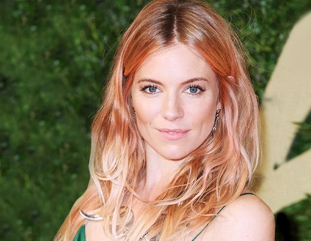 The Style Leaders Who've Dyed Their Hair Pink, from Kate Moss to Sienna Miller