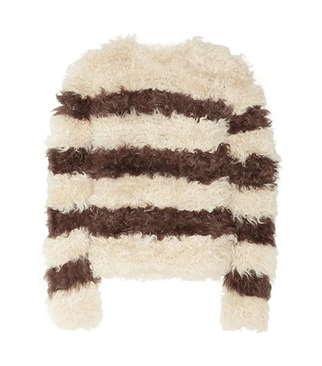 Thakoon Striped Kalgan Lamb Sweater