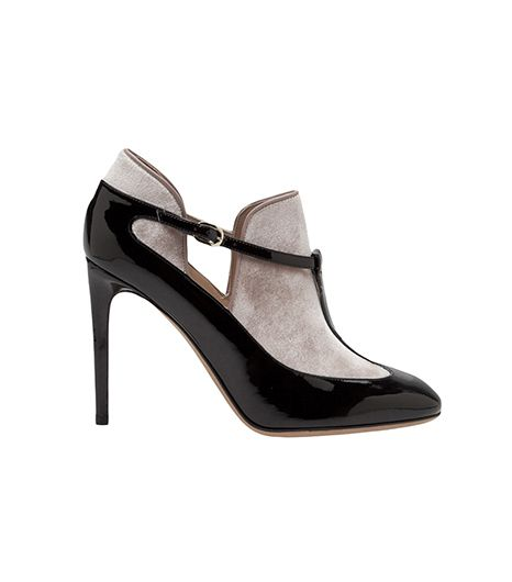 Valentino T-Bar Mary Jane Heel