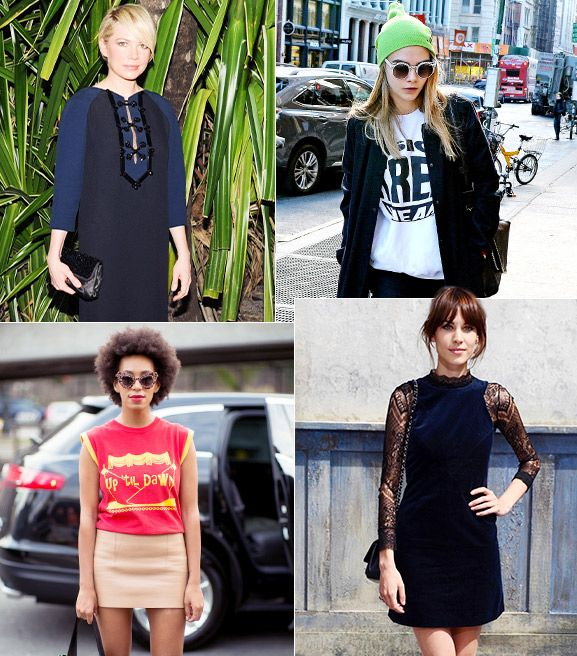 Fashion Quiz Who Is Your Celebrity Doppelganger Who