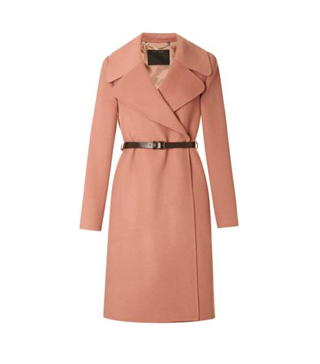 Marc Jacobs Double-Faced Cashmere Coat