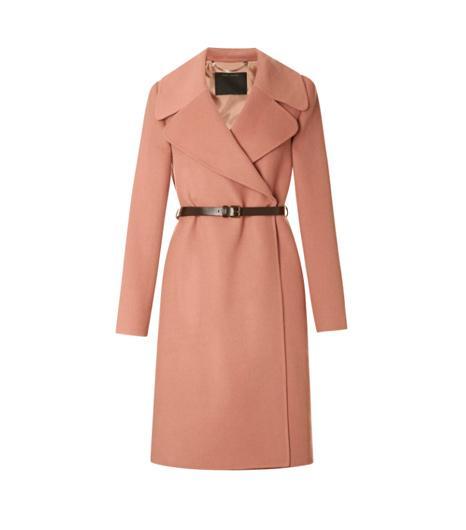 Marc Jacobs Double-Faced Cashmere Coat