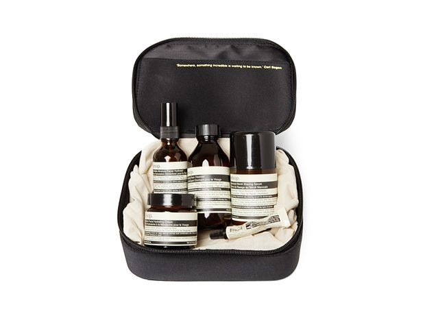 Aesop for Mr Porter  Dapper Gentleman Grooming Kit
