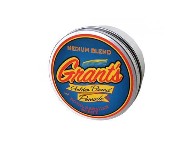 Grant's Golden Brand Pomade
