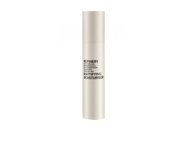 The Refinery  Mattifying Moisturiser