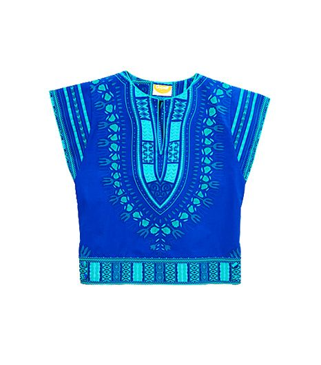 Gypset Greek Greek Dashiki Shirt