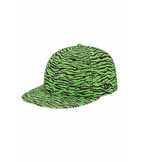 Jeremy Scott x New Era  Jeremy Scott x New Era Tiger Pattern Hat
