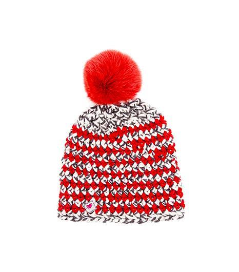 Fraueunschuh Knitted Pom-Pom Beanie