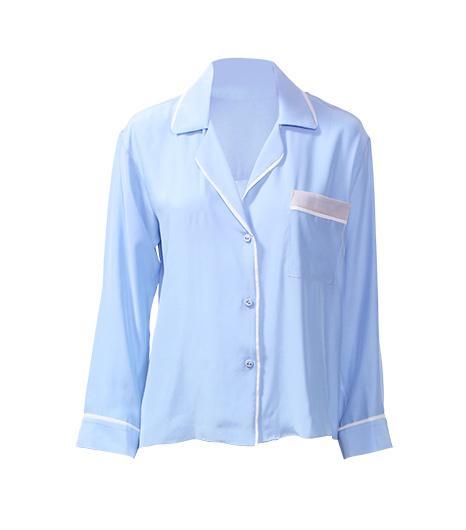 Alessandra Mackenzie Blair Pajama Shirt