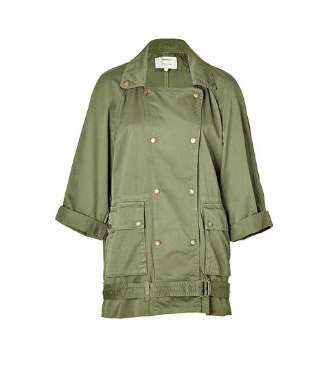 Current Elliott Cotton Infantry Jacket