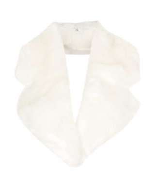 Topshop Medium Fur Collar