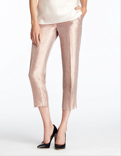 424 Fifth Lord & Taylor  Cropped Fancy Pants