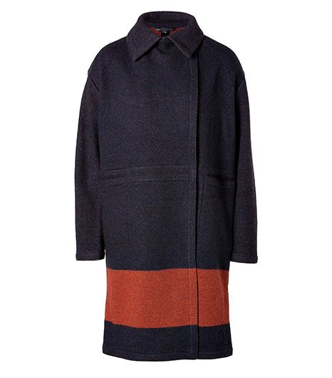 Marc by Marc Jacobs  Wool Sam Sweater Coat
