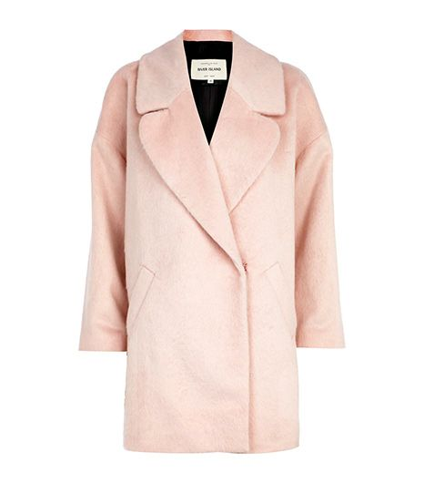 River Island  Oversized Wool Coat