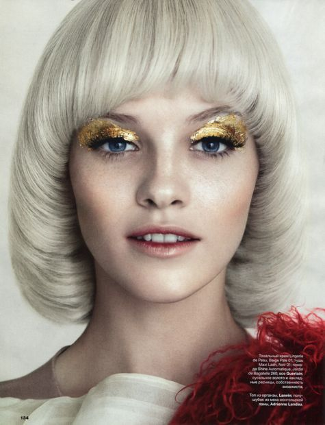 Feeling Festive Yet? This Allure Russia Editorial Will Help