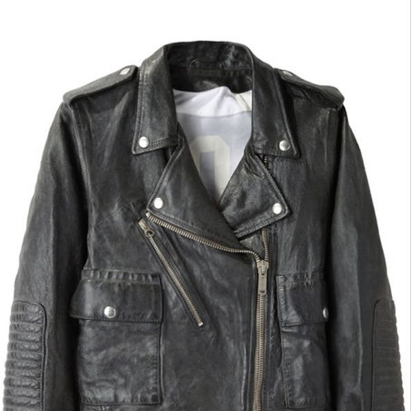Golden Goose  Golden Leather Jacket