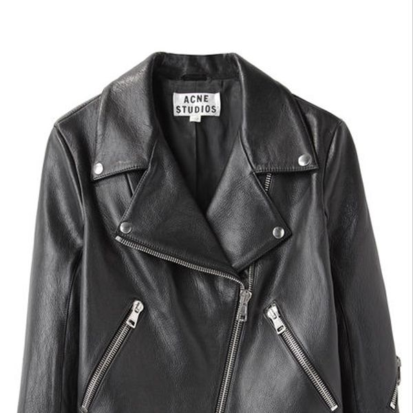 Acne Studios  Rita Leather Jacket