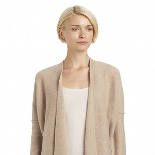 Inhabit Boiled Wool Cardigan