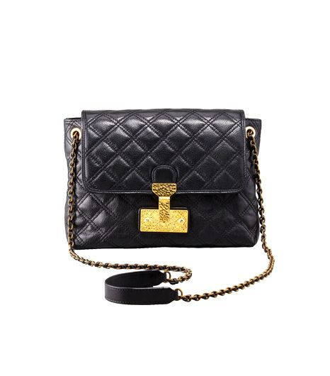 Marc Jacobs Single Baroque Large Quilted Bag