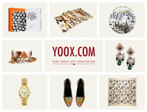 Luxury Gift Ideas From yoox.com