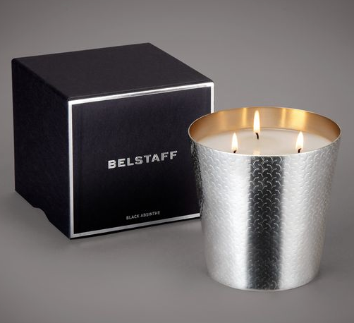 Belstaff  Black Absinthe Candle