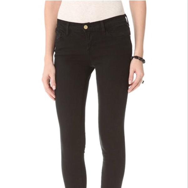 Frame Denim  Le Color Skinny Jeans