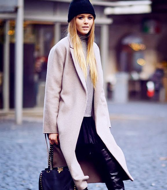 What Are The 5 Best Coats To Flatter Any Figure?