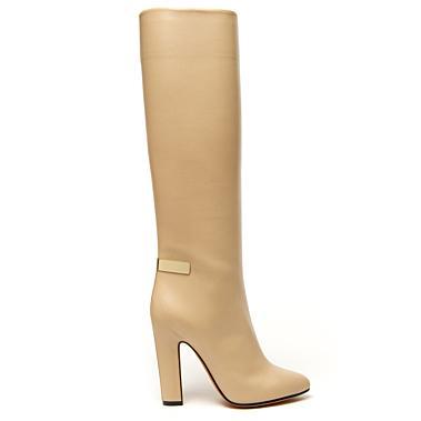 Givenchy  Metal-Detail Calf Boots
