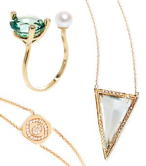 14 Dazzling Jewellery Pieces: Because You've Been a Very Good Girl This Year