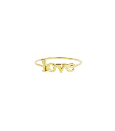 Jennifer Meyer  Jennifer Meyer Love Ring
