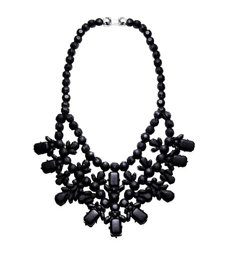 EK Thongprasert  EK Thongprasert Black & Silver Dagger Necklace