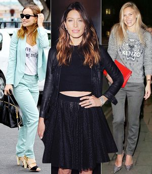 Celeb-Approved Outfit Ideas To Try Now