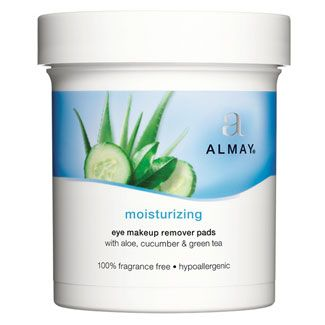 Almay Makeup Removing Pads