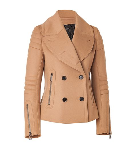 Belstaff Wool-Cashmere Moto Dallington Jacket