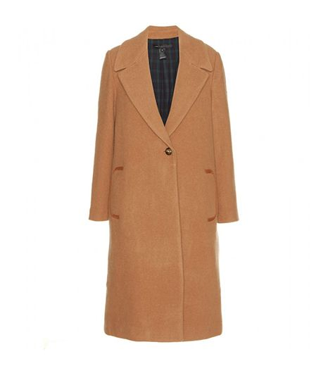 Marc by Marc Jacobs Rex Wool-Blend Coat ($1,065)