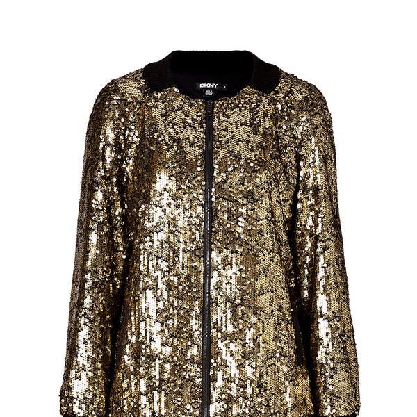 DKNY  Silk Jacket