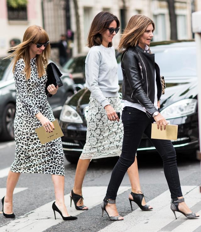 Fashion Pack Street Style Round-Up With Sandra Semburg
