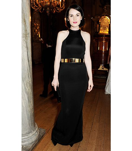 5. Style With A Metal Belt 