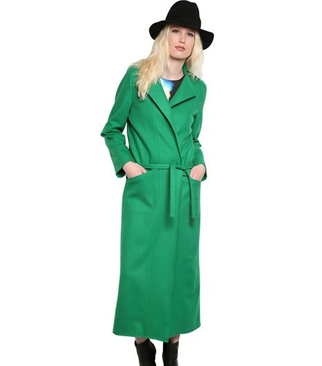 Minimarket Long Wool Coat