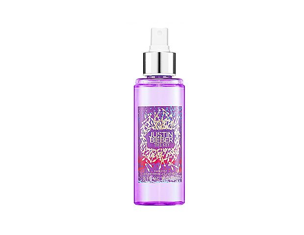 Justin Bieber  The Key Hair Mist
